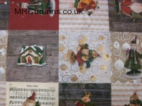 Jingle Bells (Christmas Fabric) by Chatham Glyn Fabrics