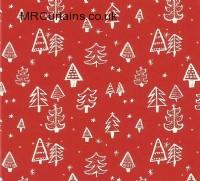 Christmas Tree (PVC) by Prestigious Textiles