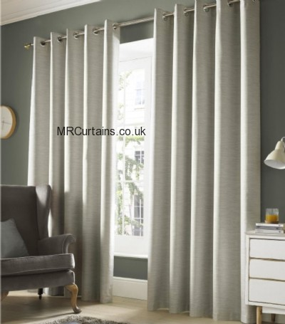 Pebble curtain