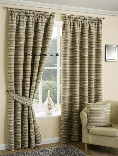 Chicago (Pencil Pleat) ready made curtain