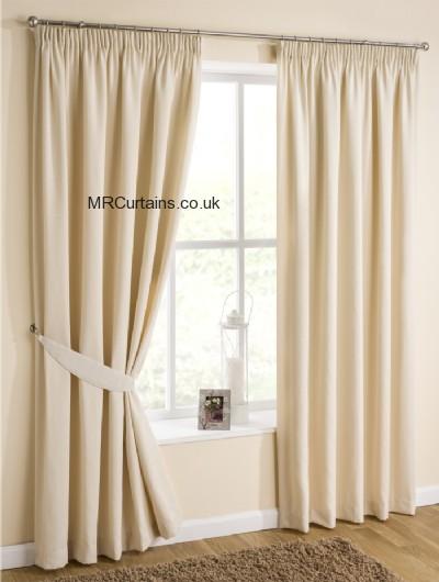 Urban (Pencil Pleat) ready made curtain
