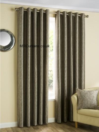 Ziggi (Eyelets) ready made curtain