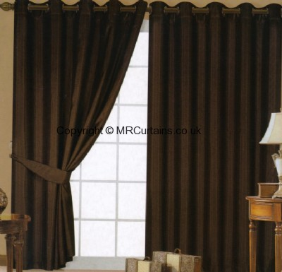 Curtains Ideas cheap brown curtains : Impressions Waffle (Pencil Pleat) curtain from £14.99 in Brown