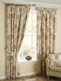 Spice ready made curtains