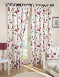 Charlotte ready made curtain