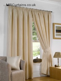 Sicily (Pencil Pleat) ready made curtain
