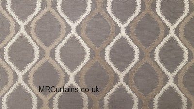Knoll curtain fabric