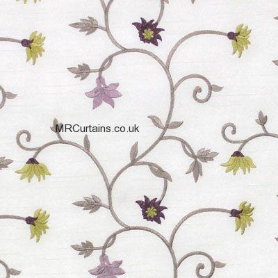 Alana curtain fabric