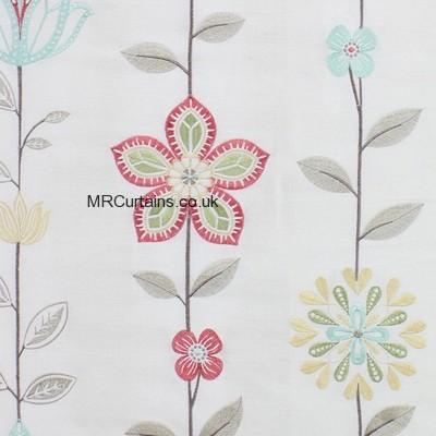 Darcy curtain fabric