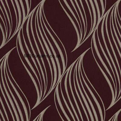 Mystique curtain fabric