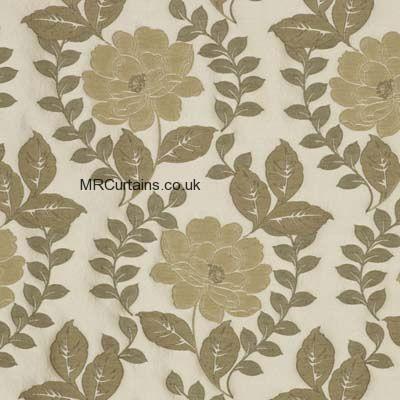 Sage curtain