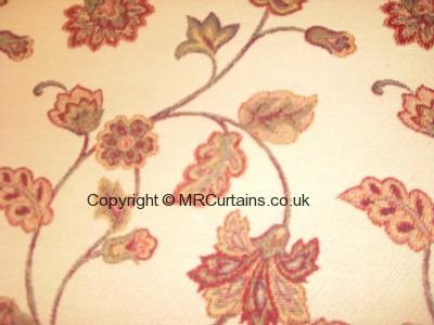 Claret curtain