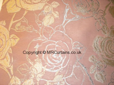 Rosemary made to measure curtain