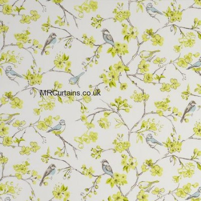 Birdies made to measure curtain