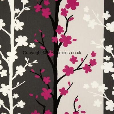 Blomma  curtain fabric