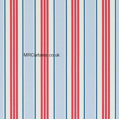 Deckchair Stripe curtain fabric