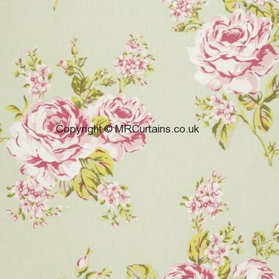 Flora made to measure curtain
