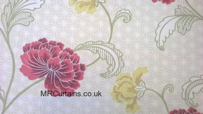 Amari curtain fabric