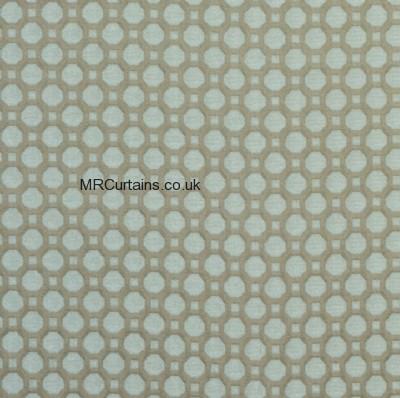 Honeycomb curtain fabric