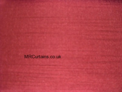 Raspberry curtain