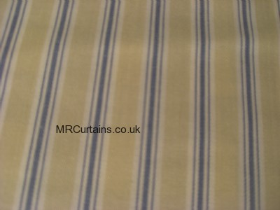Bay Stripe curtain fabric