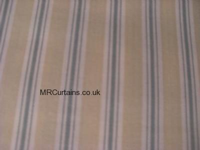 Harbour Blue curtain