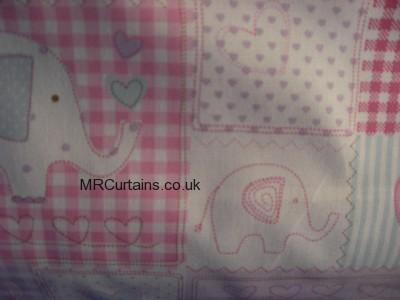 BoBo curtain fabric