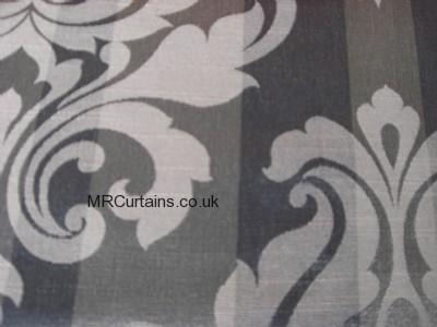 Teal curtain