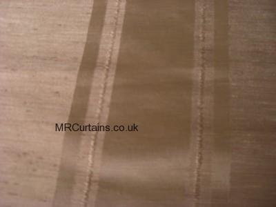 Cream curtain