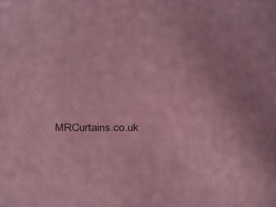 Mauve curtain
