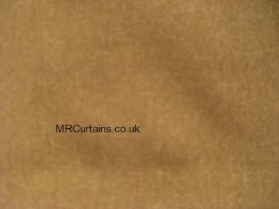 Mocha curtain