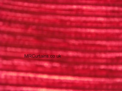 Fuchsia curtain