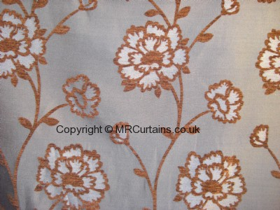 Lou Lou curtain fabric