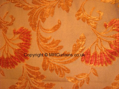 Rossco curtain fabric