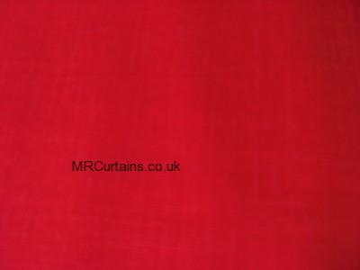 Raspberry Crush curtain