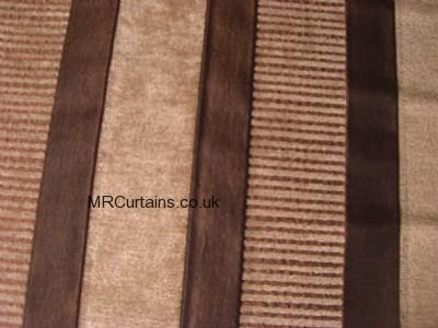 Chocolate curtain