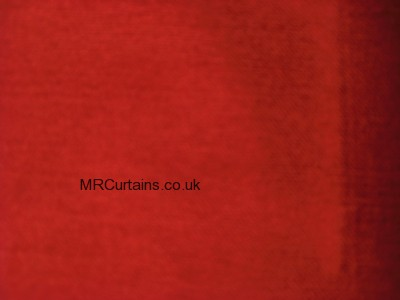 Rosso curtain