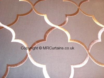 Agadir curtain fabric