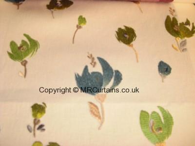 Apple curtain