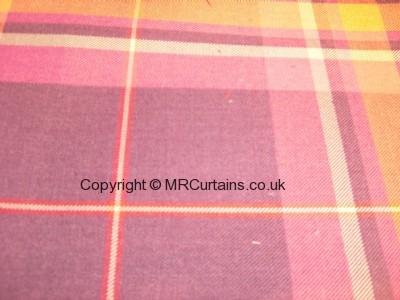 Canopy curtain fabric