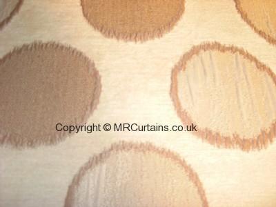 Carousel curtain fabric