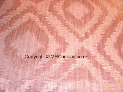Rose Dust curtain