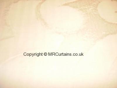 Linen curtain