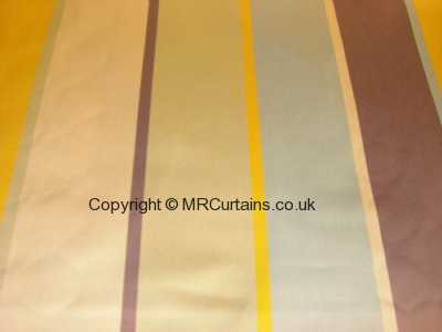 Chartreuse curtain