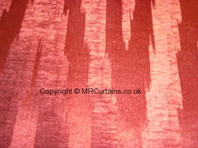 Bordeaux curtain