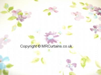 Lavender curtain
