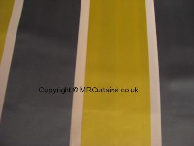 Saffron curtain