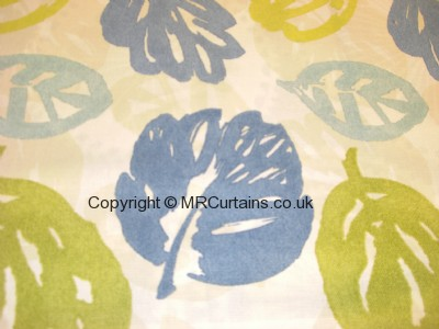 Bluebell curtain