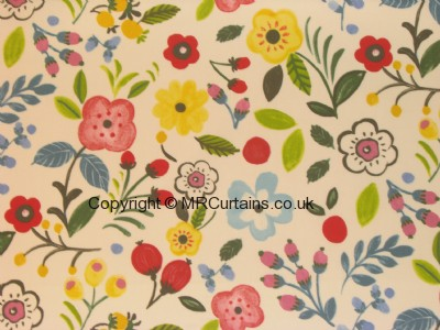 Sweet Briar curtain fabric