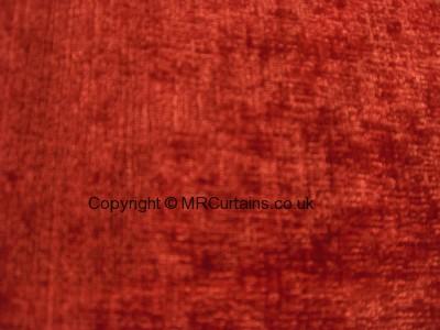 Fuchsia curtain
